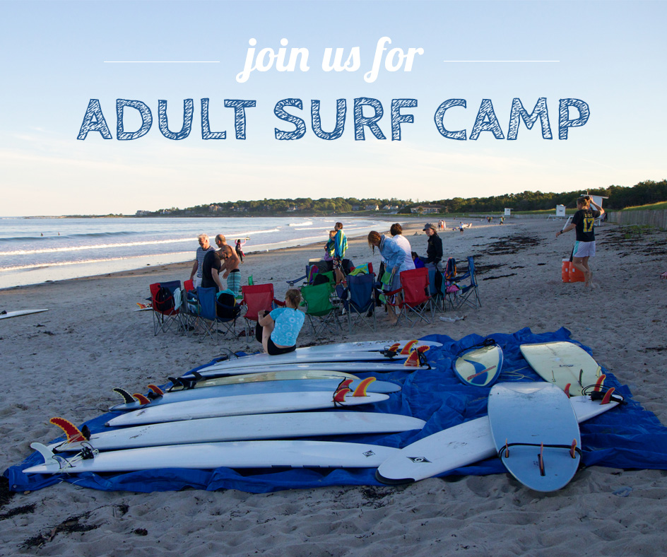 Join Us for Adult Surf Camp