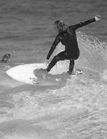 Connor Kelly of Surf Camp