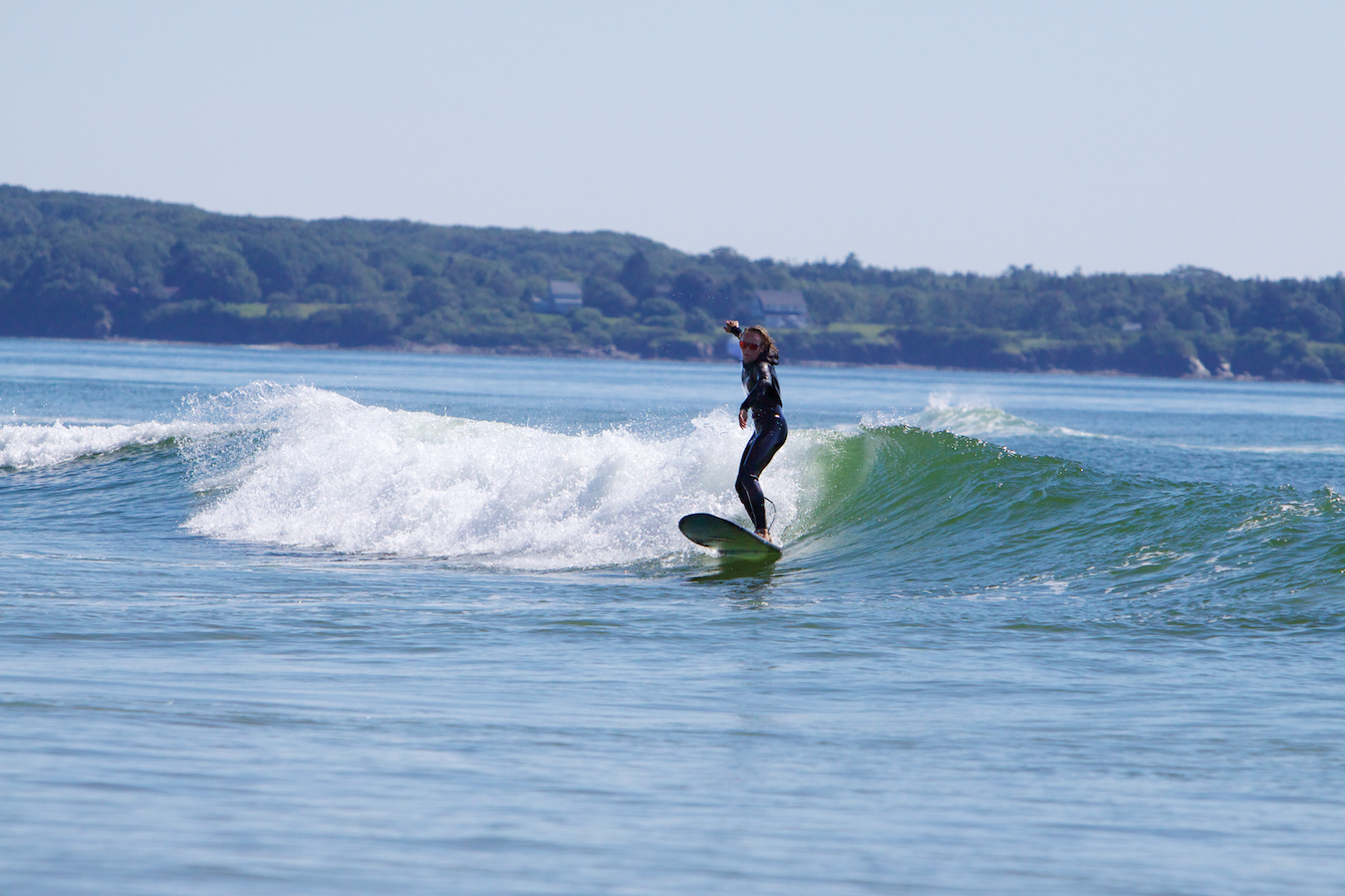 Located at Scarborough Beach, Surf Camp has access to the prime surf real estate in Southern Maine