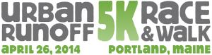 Urban Runoff 5K, April 19th, 2014
